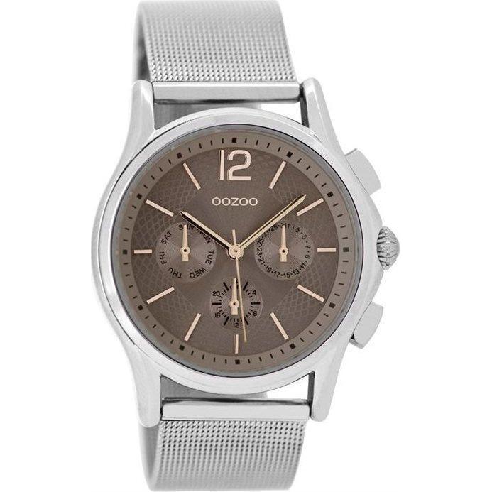Ρολόι OOZOO Silver bracelet C9107 C9107