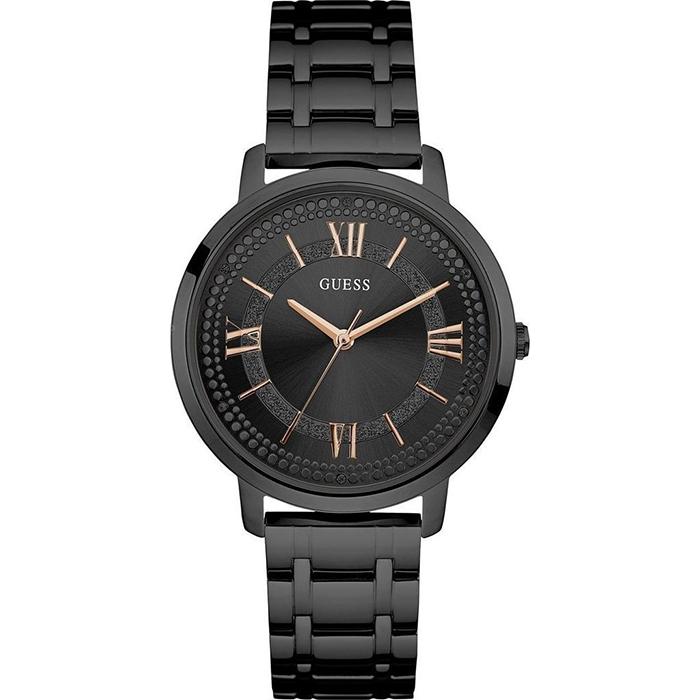 Ρολόι γυναικείο Guess Black W0933L4 W0933L4 Ατσάλι