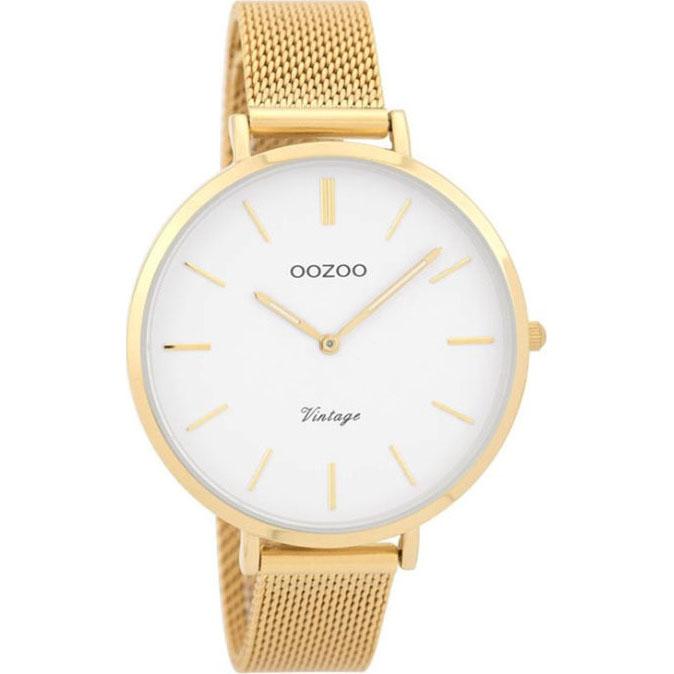 Ρολόι OOZOO gold metallic bracelet C9377 C9377 f30996aa658