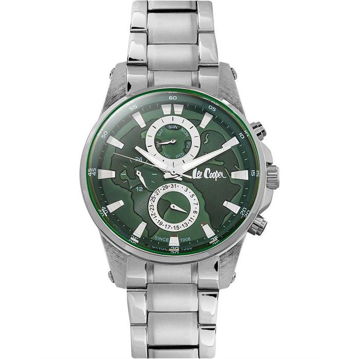 Αντρικό ρολόι Lee cooper Silver bracelet LC06539.370 LC06539.370 Ατσάλι