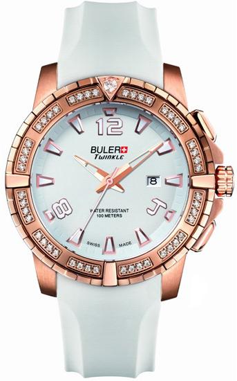 Γυναικείο Ρολόι Buler 42.251 42.251 Ατσάλι