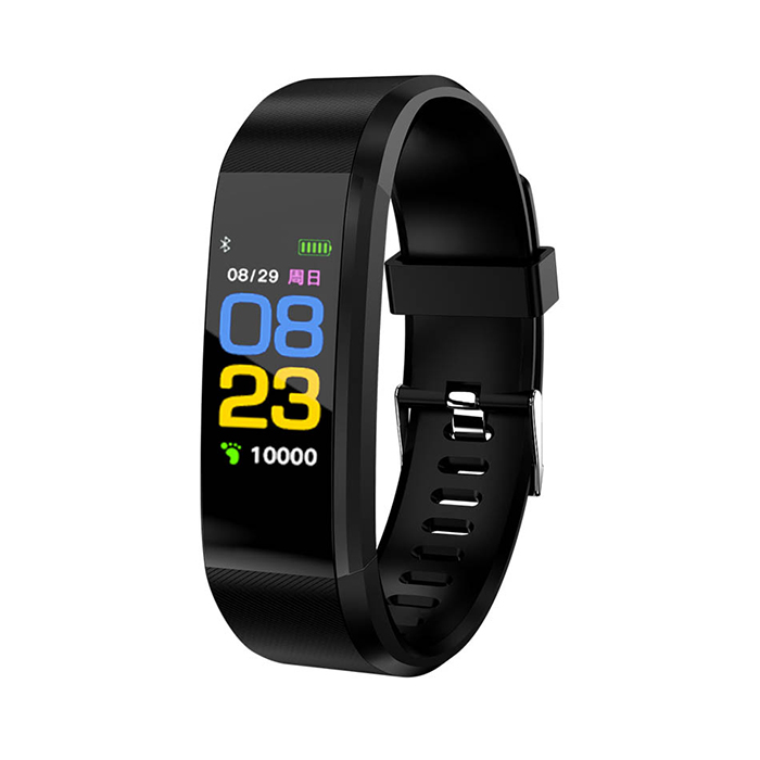 DAS.4 CN20 Black Fitness Tracker Connected watch 50041 50041