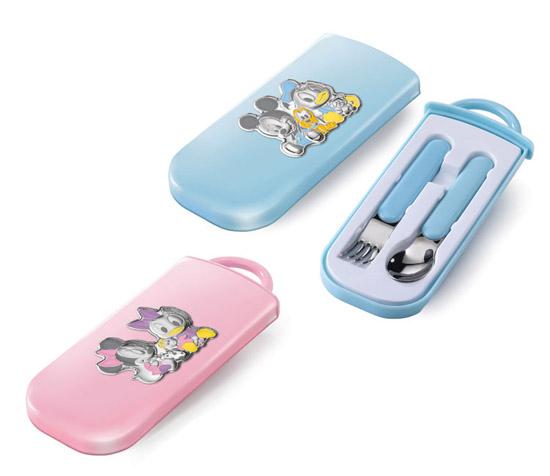Σετ φαγητού Minnie & Daisy 018486 018486 προτάσεις δώρου βρεφικά αξεσουάρ