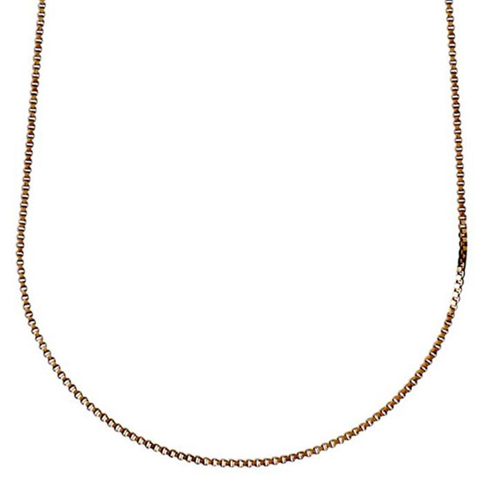 Ροζ επίχρυση αλυσίδα λαιμού pilgrim 631714041 631714041 Ορείχαλκος fashion jewels pilgrim κολιέ