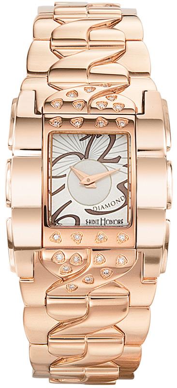 Γυναικείο ρολόι ροζ saint honore 7171528AYBR 7171528AYBR Ατσάλι