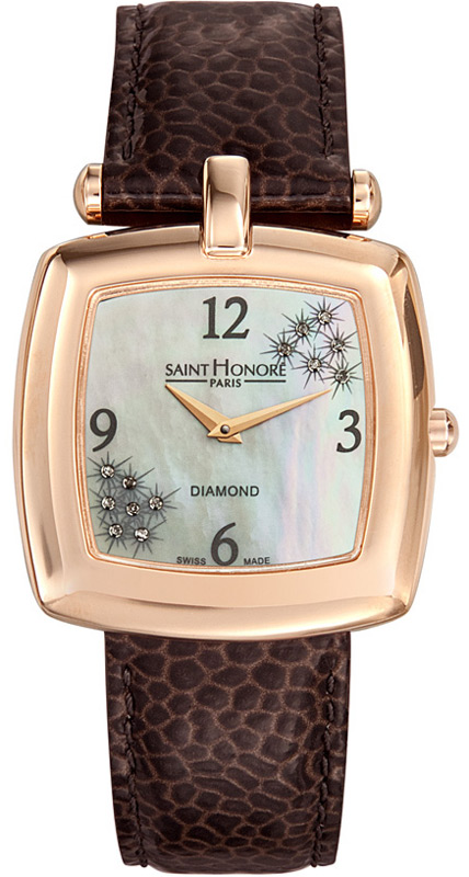 Ρολόι Saint Honore Audacy Diamonds 7210608YBD 7210608YBD Ατσάλι