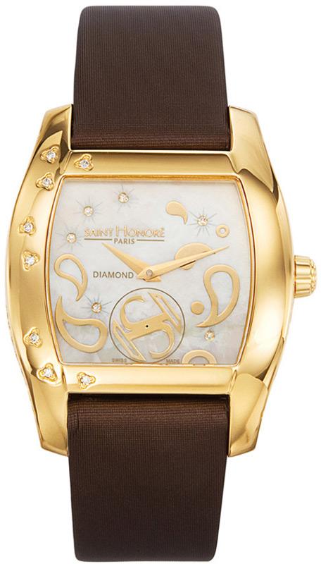 Saint Honore Monceau Lady ρολόι 7230868PDFR 7230868PDFR Ατσάλι