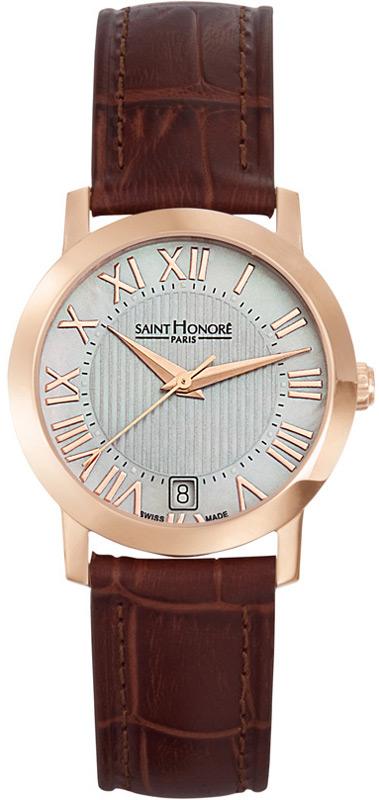 Saint Honore Trocadero ρολόι χειρός 7510208YFRR 7510208YFRR Ατσάλι