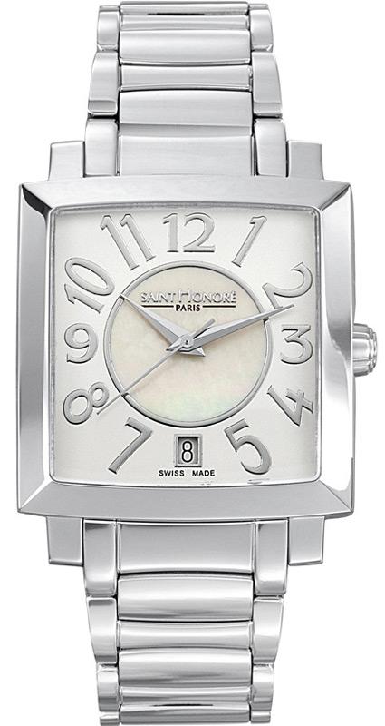Saint Honore Orsay γυναικείο ρολόι 7611171AYBN 7611171AYBN Ατσάλι