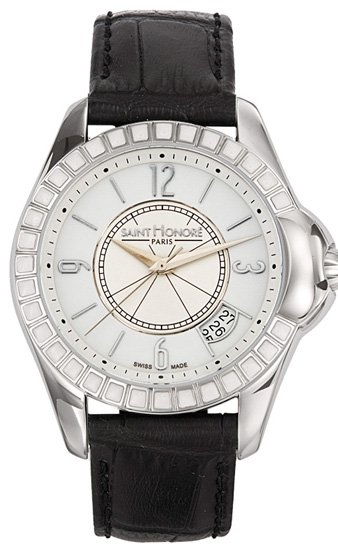 Saint Honore γυναικείο ρολόι 7660311BBIN Ατσάλι