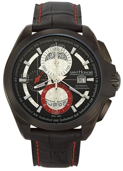 Αντρικό Ρολόι Saint Honore 87406971NRO Ατσάλι