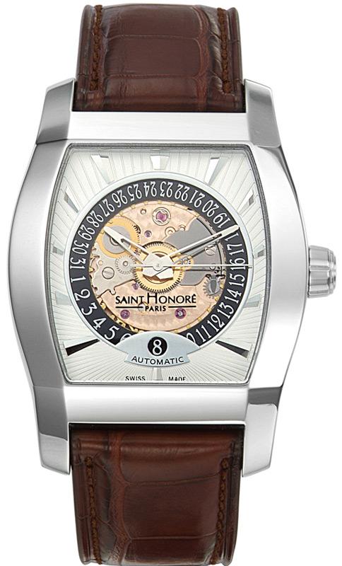 Ρολόι ανδρικό saint honore automatic 8800521AIA 8800521AIA Ατσάλι