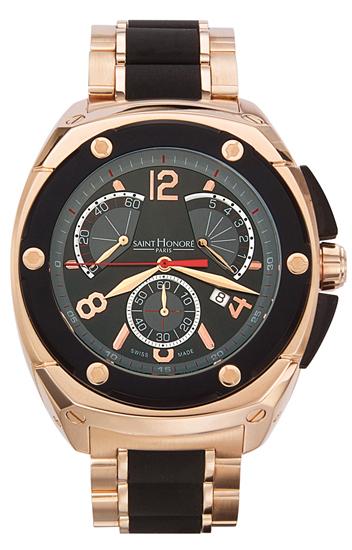 Ρολόι Saint Honore 88917278NBAR Ατσάλι