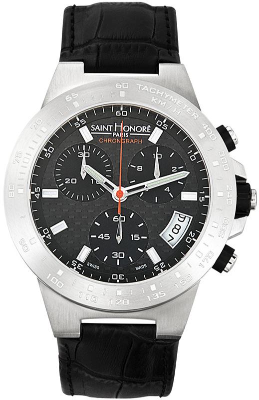 Ανδρικό ρολόι χειρός saint honore 8900301CINO 8900301CINO Ατσάλι