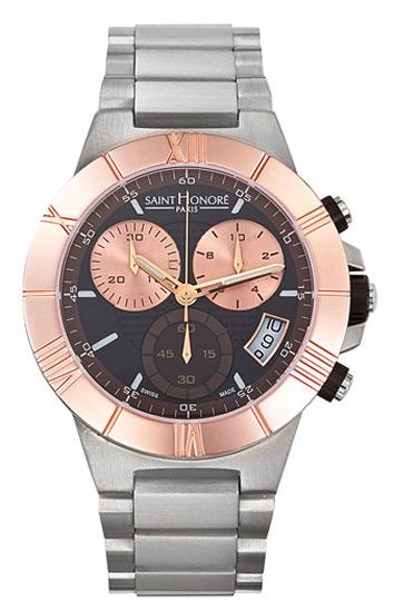 Ανδρικό Ρολόι Saint Honore 8901206NNIB Ατσάλι