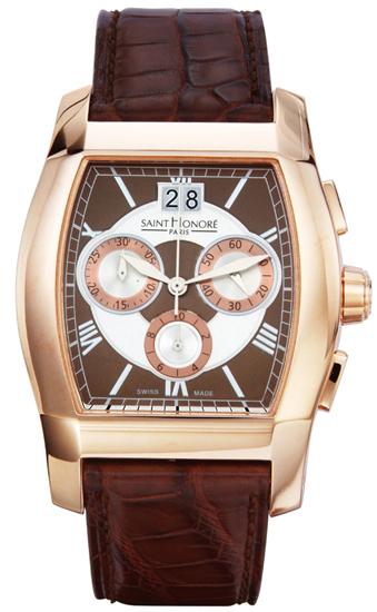 Ανδρικό Ρολόι Saint Honore 8980528MRAR Ατσάλι