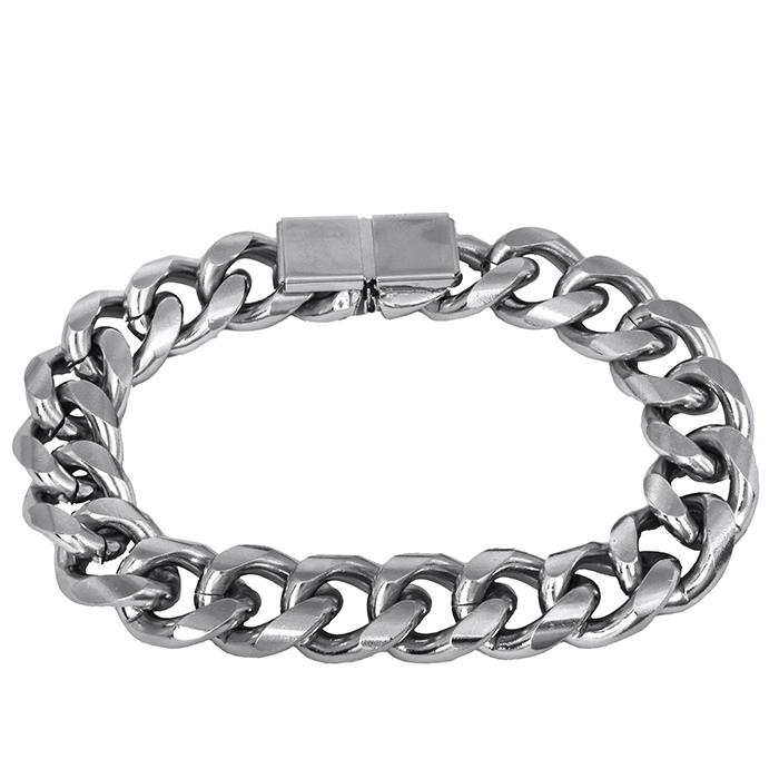 Αντρική καδένα χεριού Ascot A/31349L A/31349L Ατσάλι fashion jewels ascot βραχιόλια   χειροπέδες