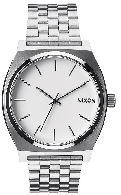 Ρολόι χειρός Nixon Time teller Stainless Steel A045-100-00 A045-100-00 Ατσάλι