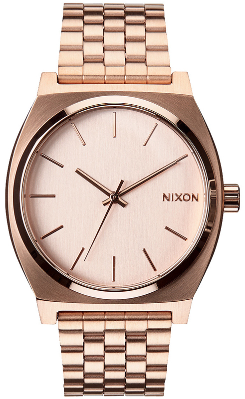 Ρολόι Nixon Time teller Bracelet Rose gold A045-897-00 A045-897-00 Ατσάλι