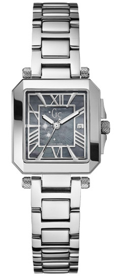 Gc ρολόι γυναικείο A52002L2 A52002L2 Ατσάλι ρολόγια guess collection