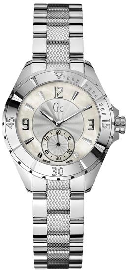 GC γυναικείο ρολόι mother of pearls A70000L1 A70000L1 Ατσάλι ρολόγια guess collection