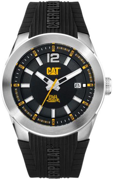 Ρολόι χειρός ανδρικό Cat AB14121137 AB14121137 Ατσάλι