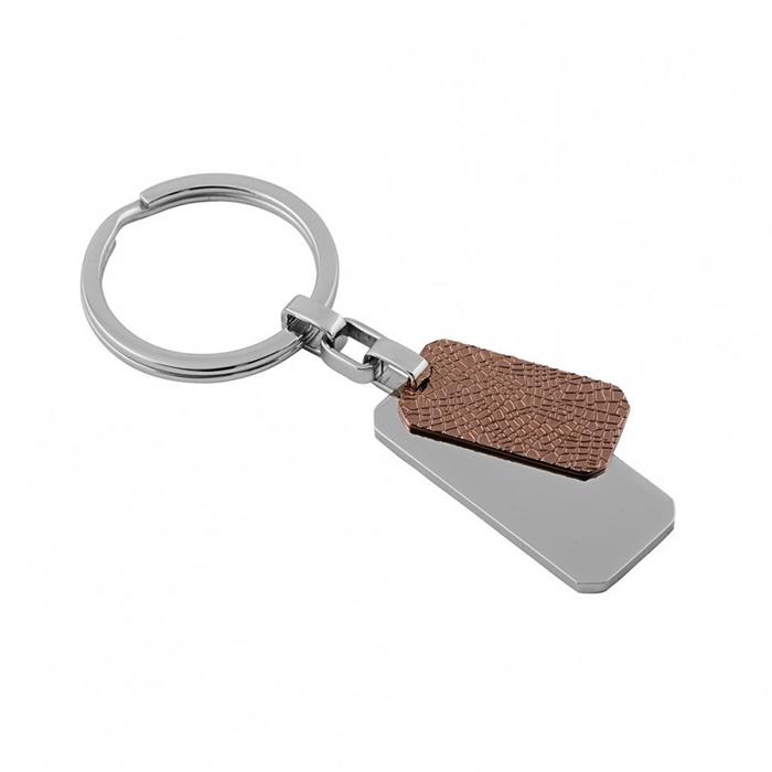 Δίχρωμο μπρελόκ κλειδιών Visetti AD-MR014 AD-MR014 Ατσάλι