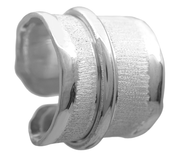 Σεβαλιέ ασημένιο δαχτυλίδι 925 ASD124B Ασήμι ασημένια κοσμήματα δαχτυλίδια