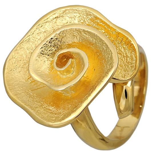 Επίχρυσο ασημένιο δαχτυλίδι 925 ASD28 Ασήμι