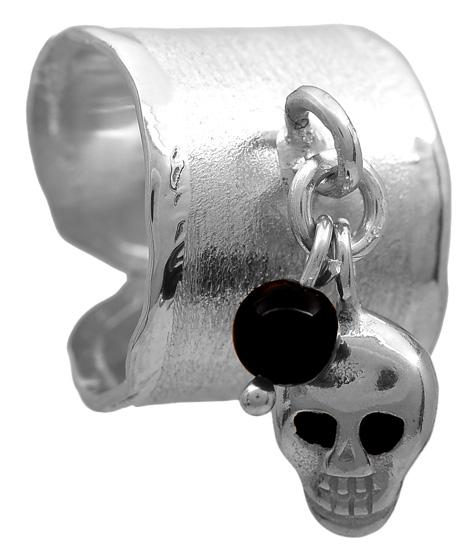 Σεβαλιέ ασημένιο δαχτυλίδι 925 ASD317-15 Ασήμι
