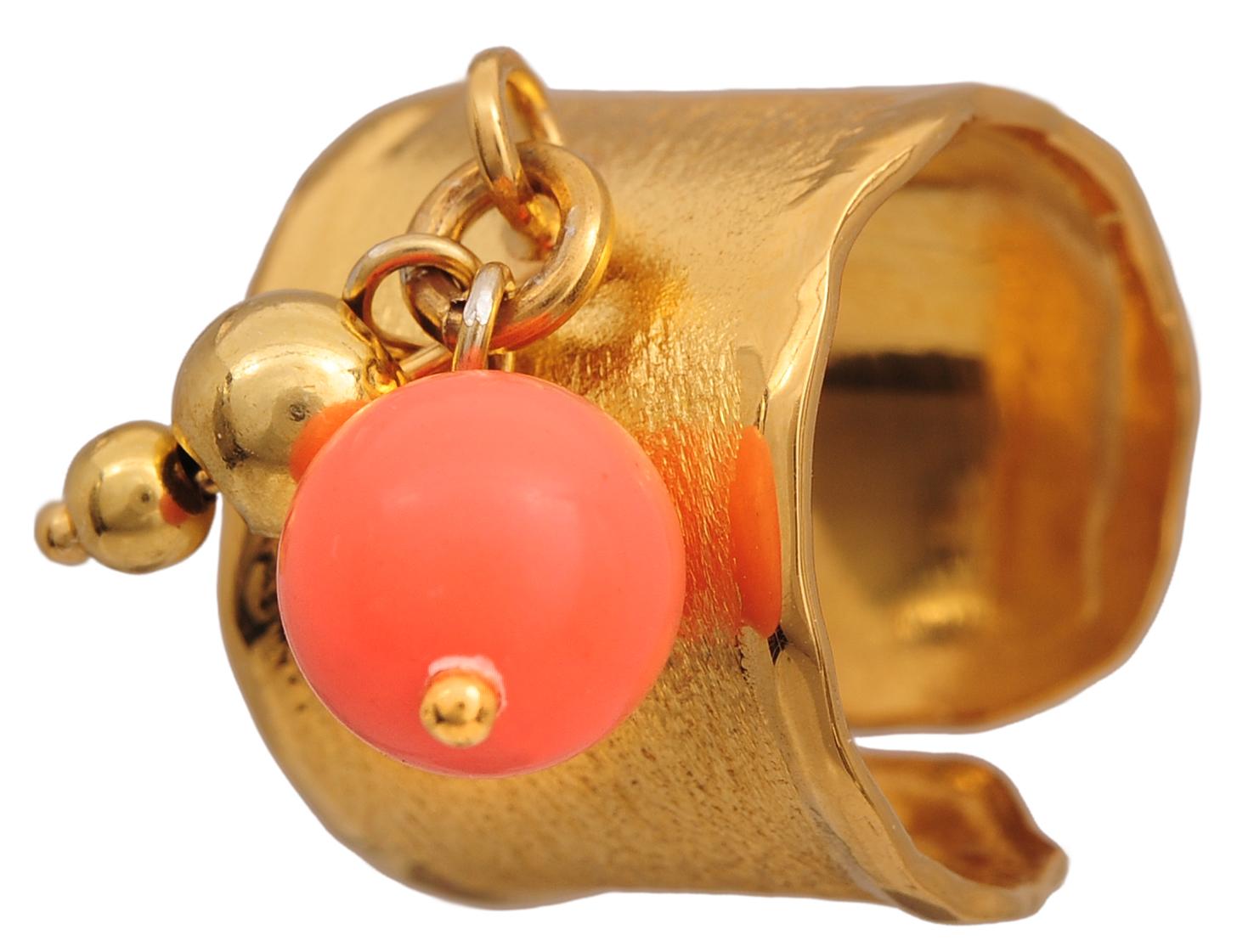 Επίχρυσο ασημένιο δαχτυλίδι 925 ASD317-6B Ασήμι