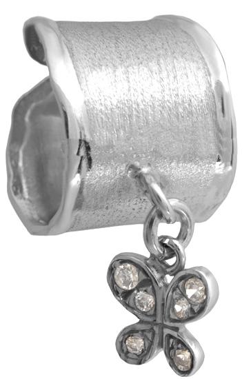 Σεβαλιέ ασημένιο δαχτυλίδι 925 ASD317-9 Ασήμι