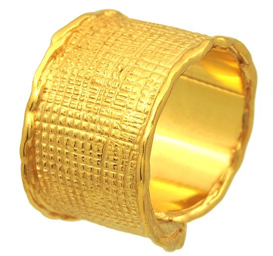 Επίχρυσο ασημένιο δαχτυλίδι 925 ASD360 Ασήμι
