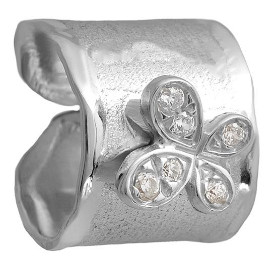 Σεβαλιέ ασημένιο δαχτυλίδι 925 ASD371-9 Ασήμι