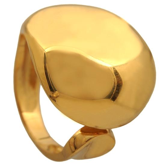 Δαχτυλίδι επίχρυσο ασημένιο 925 ASD427K Ασήμι