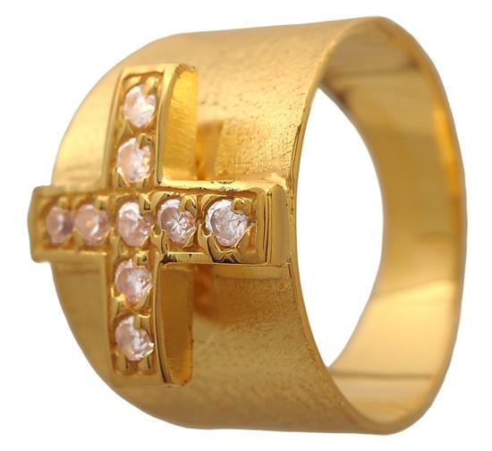 Δαχτυλίδι επίχρυσο ασημένιο 925 ASD431K Ασήμι