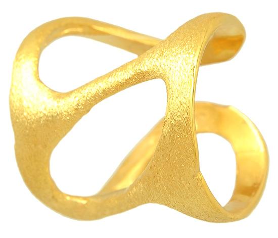 Επίχρυσο ασημένιο δαχτυλίδι 925 ASD6 Ασήμι ασημένια κοσμήματα δαχτυλίδια