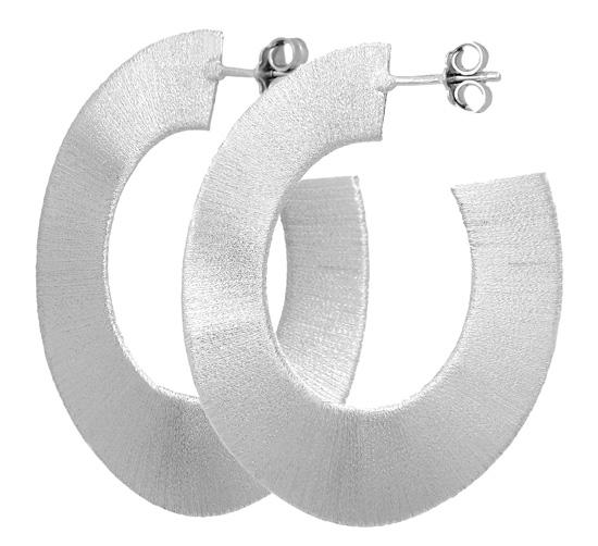 Ασημένια σκουλαρίκια 925 ASS115 Ασήμι