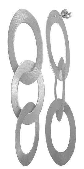 Ασημένια σκουλαρίκια 925 ASS147 Ασήμι