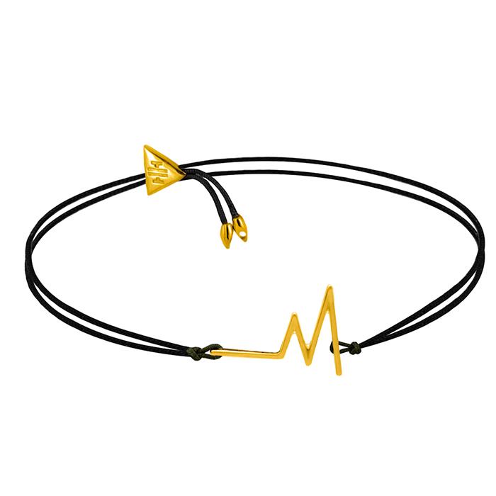 Βραχιόλι Assorted Collection Heartbeat B2 B2 Ορείχαλκος