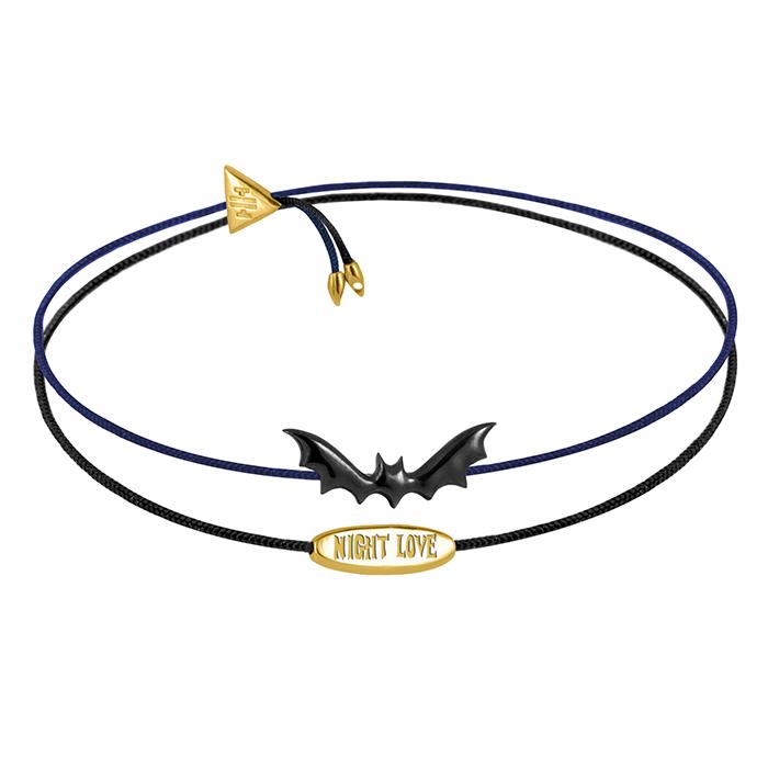 Βραχιόλι Honor Bat Night B10 B10 Ορείχαλκος fashion jewels honor βραχιόλια