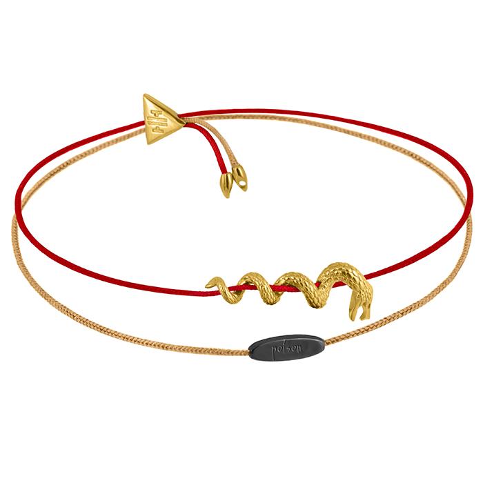 Βραχιόλι Honor Snake poison B11 B11 Ορείχαλκος fashion jewels honor βραχιόλια