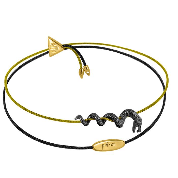 Βραχιόλι Snake poison B12 B12 Ορείχαλκος fashion jewels honor βραχιόλια