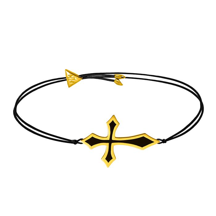 Βραχιόλι Cross Fight Collection B26 B26 Ορείχαλκος fashion jewels honor βραχιόλια