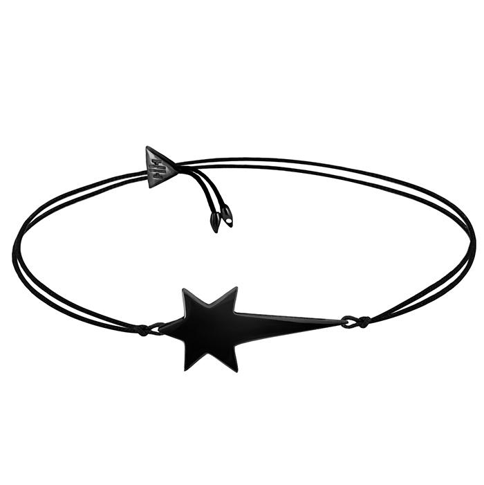 Βραχιόλι Assorted collection Star Black B29 B29 Ορείχαλκος