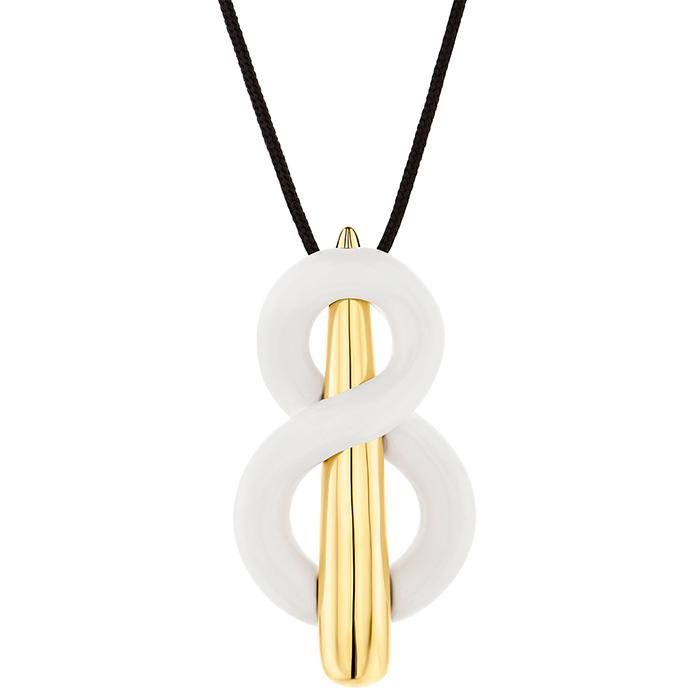 EIGHTEEN κολιέ lucky charm 2018 BK006 BK006 Ορείχαλκος fashion jewels honor γούρια