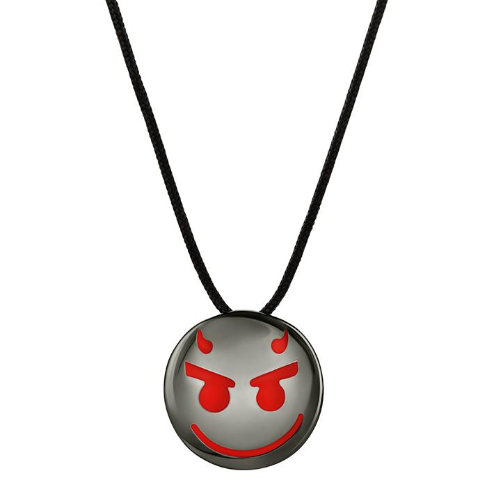 Pendant Honor Devil emoji BP178B BP178B Ορείχαλκος