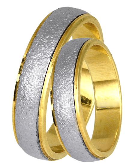 Bέρες Ματ Κ14 BR0197 BR0197 Χρυσός 14 Καράτια μεμονωμένο τεμάχιο
