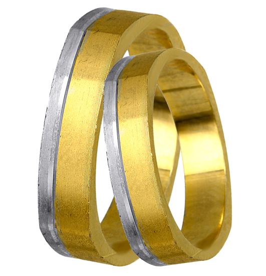 ΧΡΥΣΕΣ ΒΕΡΕΣ BR0349 Χρυσός 14 Καράτια
