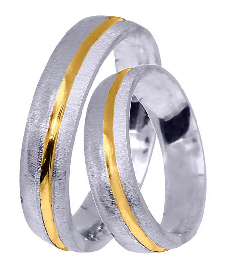Βέρες Γάμου & Αρραβώνα BR0356D BR0356D Χρυσός 14 Καράτια